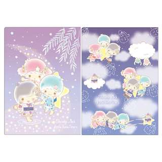 [PO] Shouta Aoi x Little Twin Stars Clear File Set