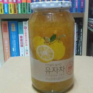韓國 蜂蜜柚子茶 800g