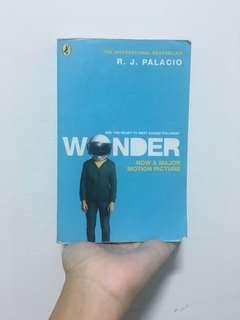 Wonder storybook