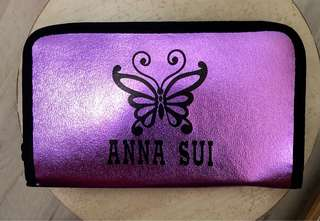 Anna Sui Travel wallet (free gift for any purchase over HK$120) 旅行提包 (任何購物滿HK$120 贈品)