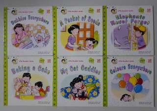 Little Readers Series Level 3 (6 books)