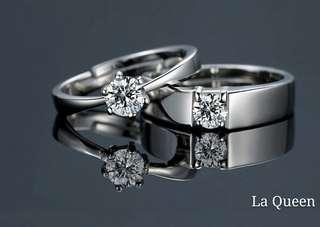 925 Sliver Ring(情侣介)