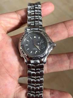 Tag Heuer Authentic Steel Ladies Watch