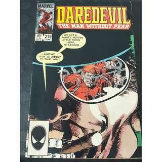 Daredevil #219