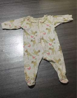 Sleepsuit Baby 0-3m