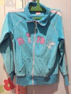 """Blue """"pink"""" jacket"""