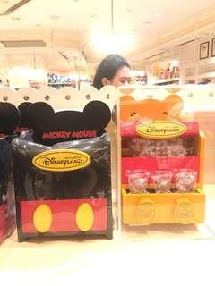 糖果 糖盒 米奇 pooh pooh 迪士尼代購