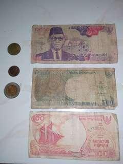 Jual uang jadul/lama/kuno borongan