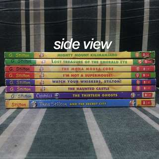 Geronimo Stilton (per piece/bundle)