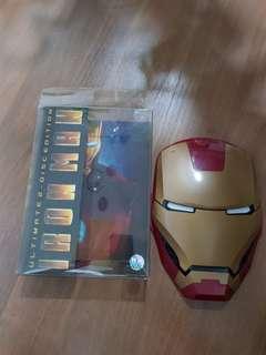 Iron man collectors dics set