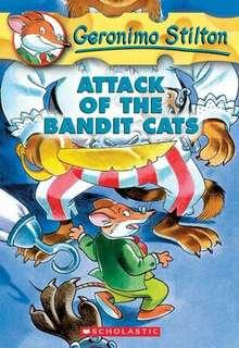 (BN) Geronimo Stilton #8 Attack of the Bandit Cats