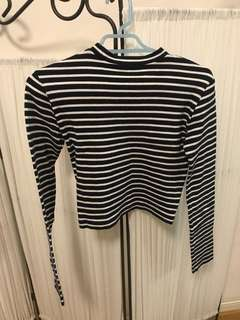 Alexander wang T stripes pullover
