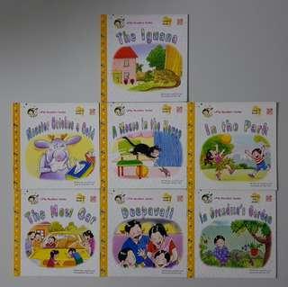 Little Readers Series Level 4 (7 books)