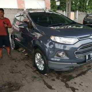 Ford ecosport 2015 titanium midnight sky