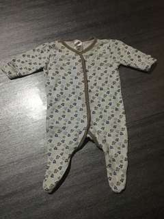 Baby Sleepsuit Newborn