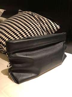 Zara big clutch
