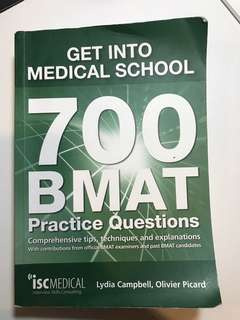 700 BMAT Practice Questions by ISC Medical