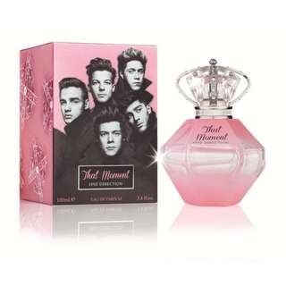 NEW one direction that moment parfume ORI