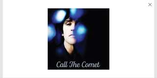 Johnny Marr - Call The Comet Lp