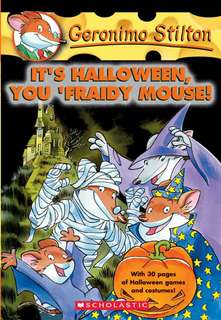 (BN) Geronimo Stilton #11 It's Halloween, you 'Fraidy Mouse!