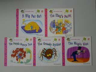 Little Readers Series Level 5 (5 books)