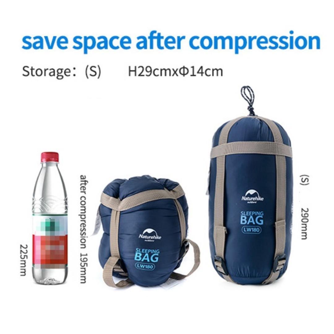* [BEST SELLER] * NH Ultralight Outdoor Sleeping Bag [In Stock] #mrthougang