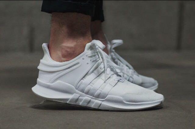 Adidas EQT ADV 91-16 Triple White, Men