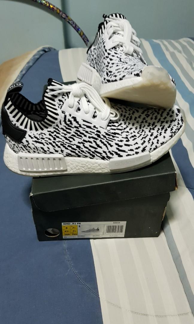 Adidas NMD R1 PK Zebra