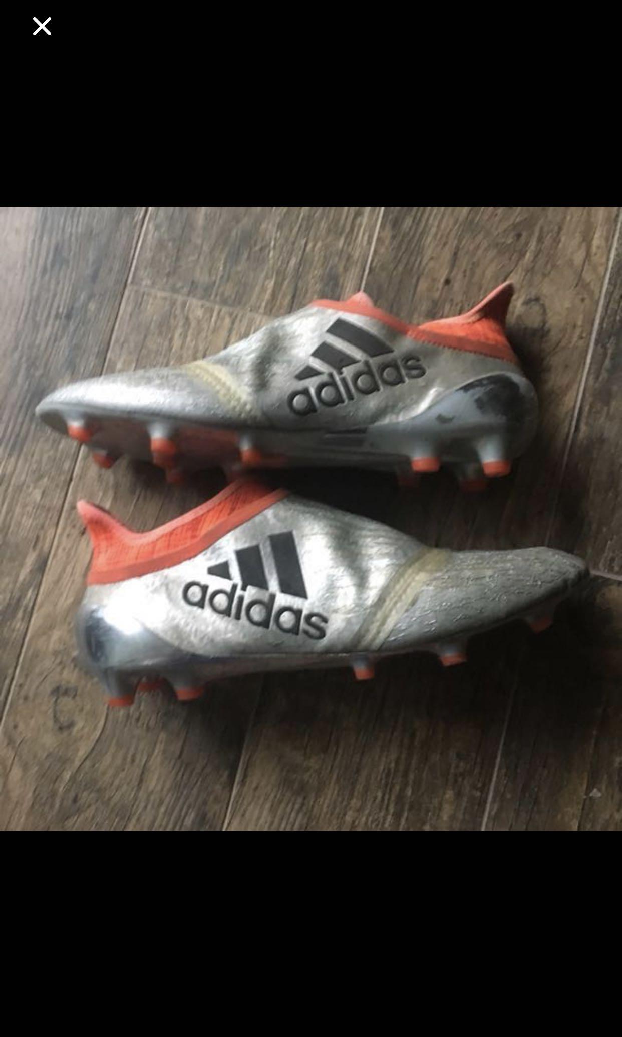 buy online efdc8 3ec61 Adidas X16+ Purechaos Mercury