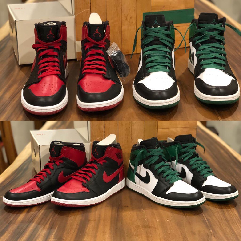 4751b3ffa637 Air Jordan DMP 1 Retro High - Bulls Celtics (US 12)