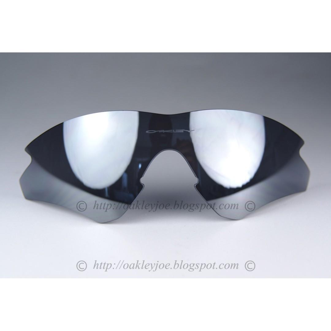 cad8587d486 BNIB Oakley M2 XL Replacement Lens Standard Fit black iridium ...