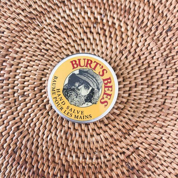 ddc21421e17b Burts bees hand salve • moisturizer
