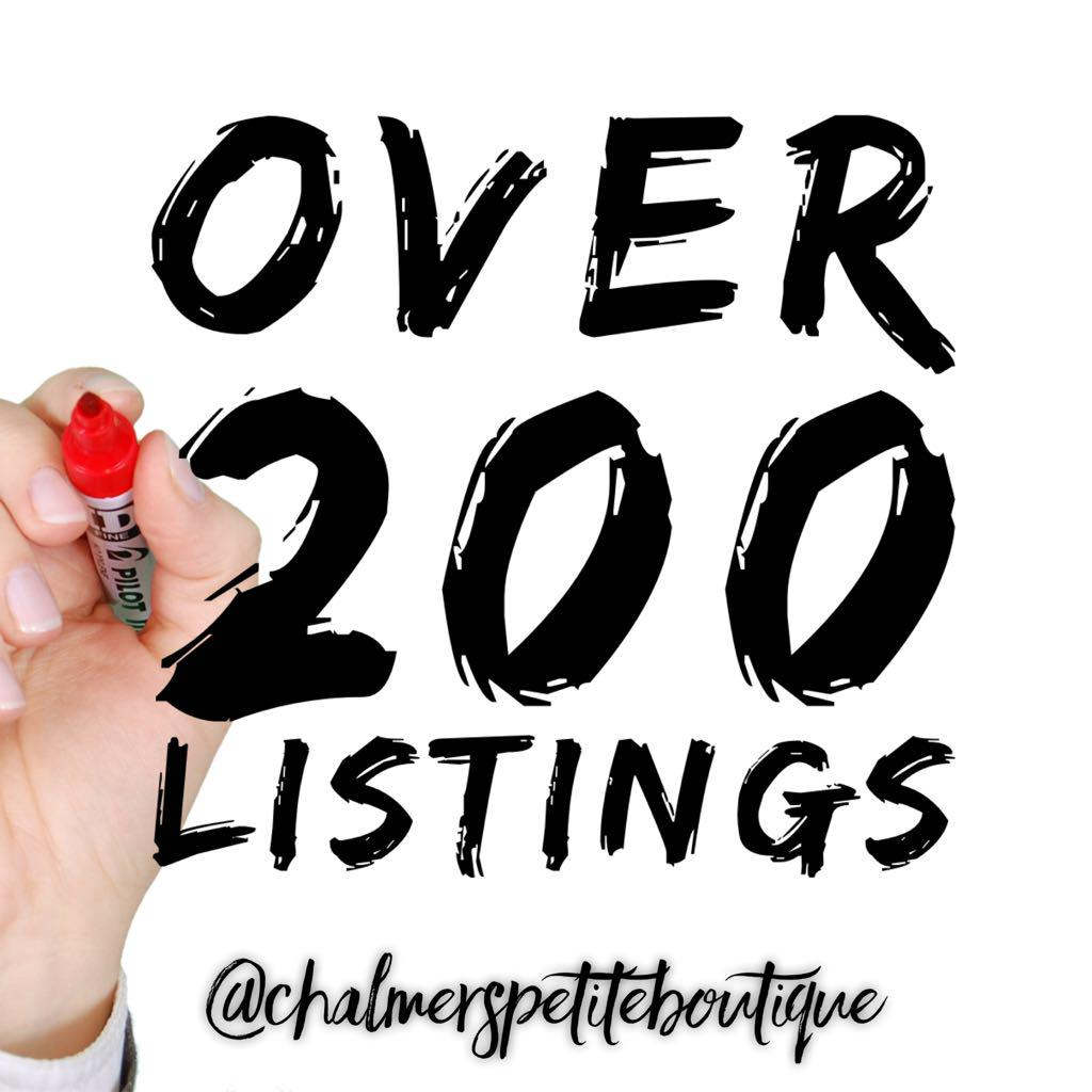 Check out my listings!!!