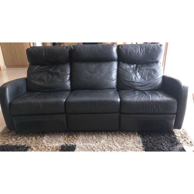 Good Quality Leather Recliner Modern