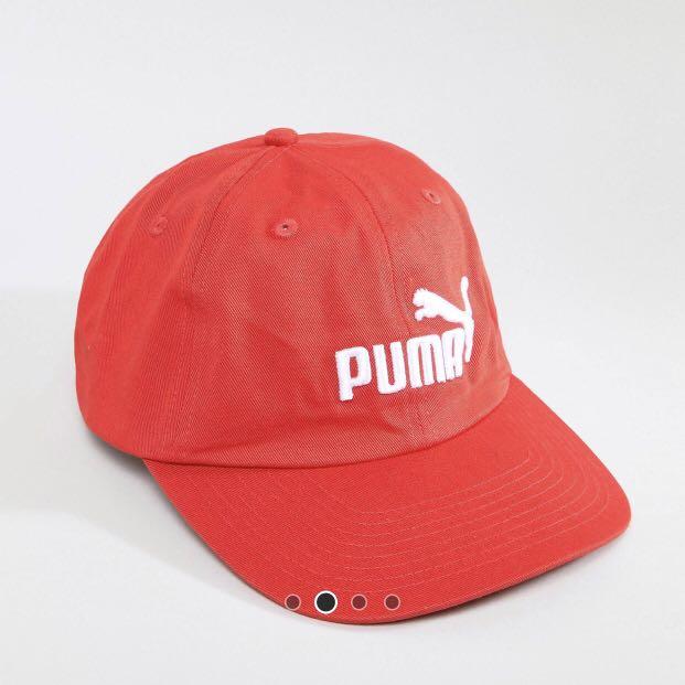 pretty nice 89f6b 1740f Fastdeals  14.50 BRAND NEW PUMA BASEBALL CAP authentic!, Women s Fashion,  Accessories, Caps   Hats on Carousell