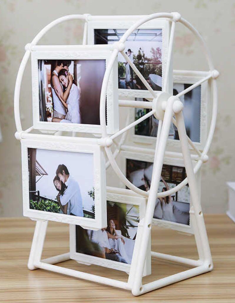 Ferris Wheel Photo Frame, Everything Else on Carousell