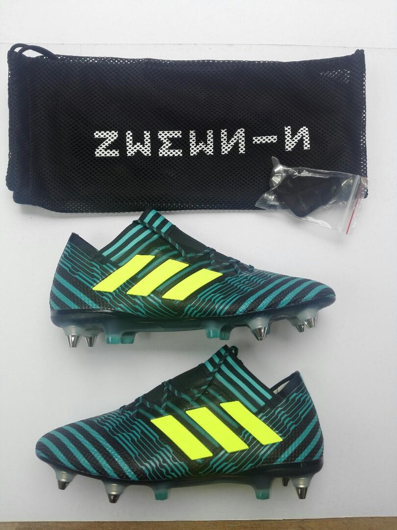 477826bef Football Boots Adidas Nemeziz 17.1 SG, Sports, Athletic & Sports ...