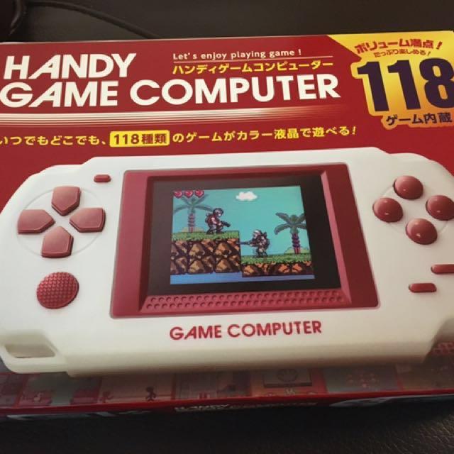 Gamer Handy