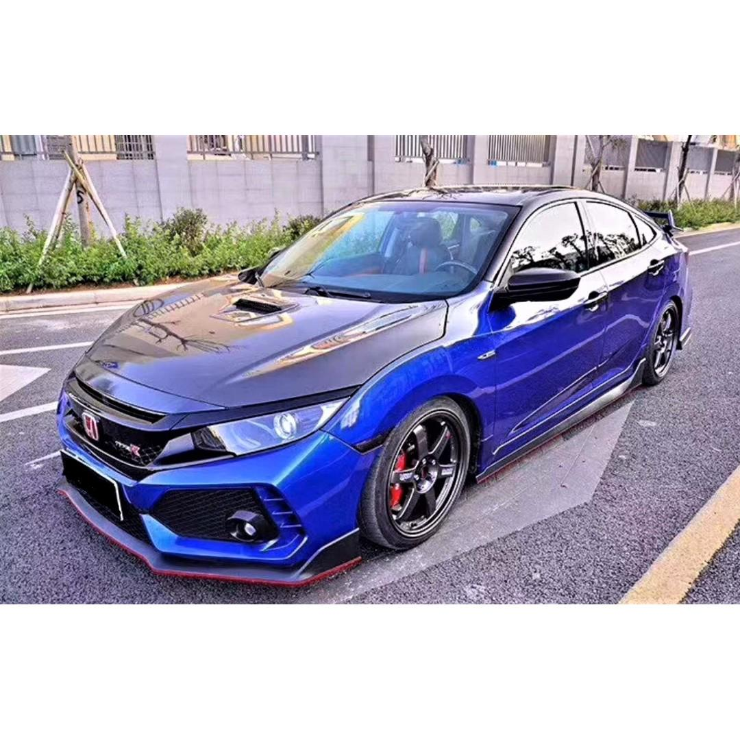Honda Fc Civic Type R Full Body Kit Car Accessories Accessories On Carousell