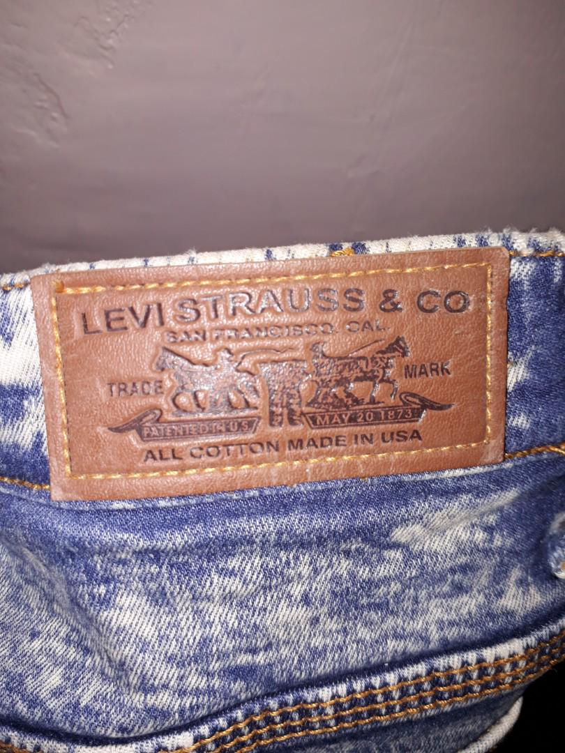 JEANS LEVIS ORIGINAL USA