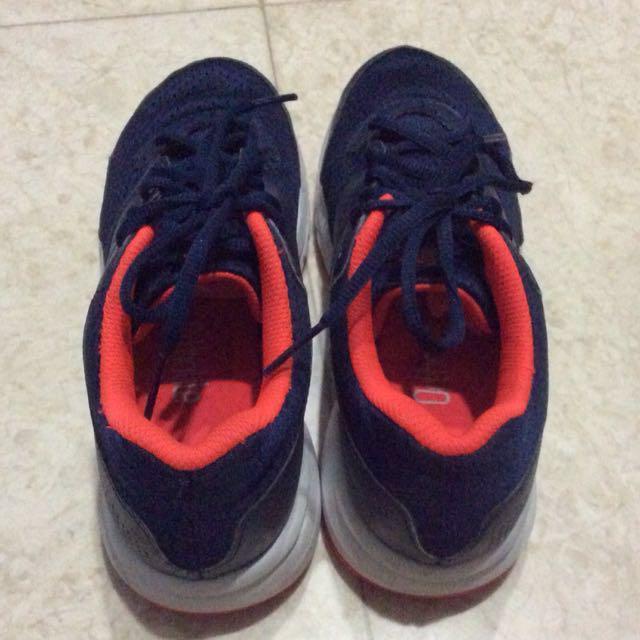 Kids ADIDAS Ortholite sports shoes