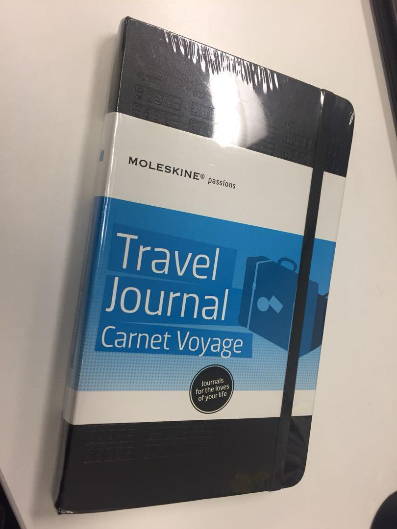 Moleskine passion travel journal