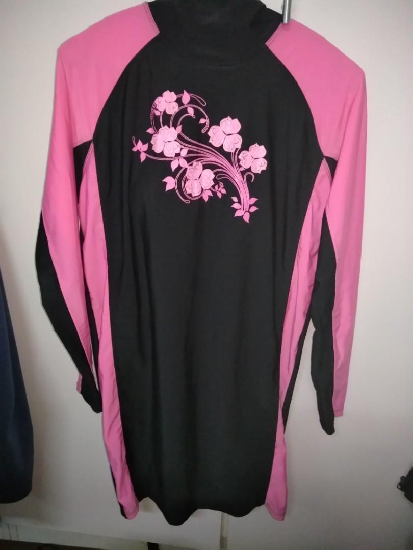 Muslimah Swimsuit pink