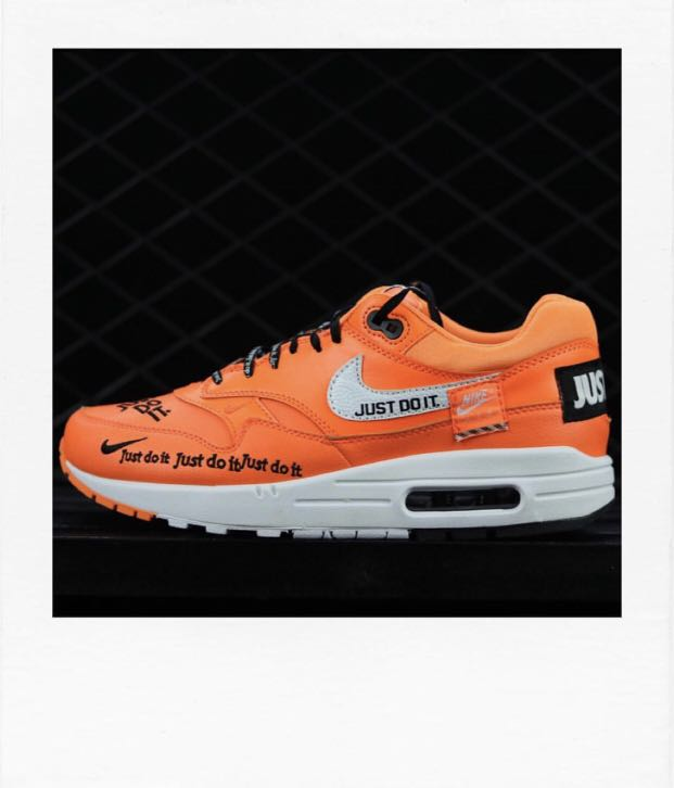 52205501636b Nike Air Max 1 Just Do it
