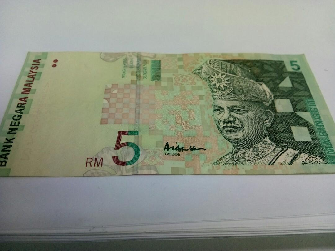 Old RM5 notes - Aishah