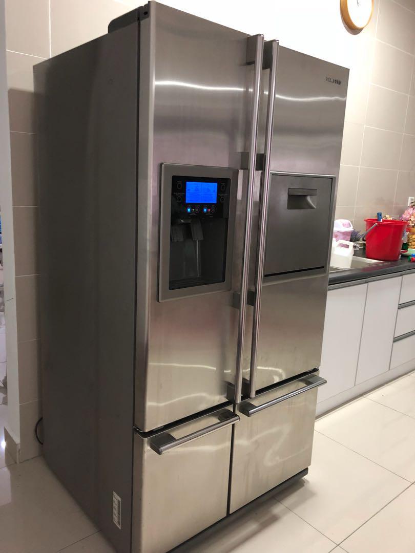 Peti ais peti sejuk refrigerator