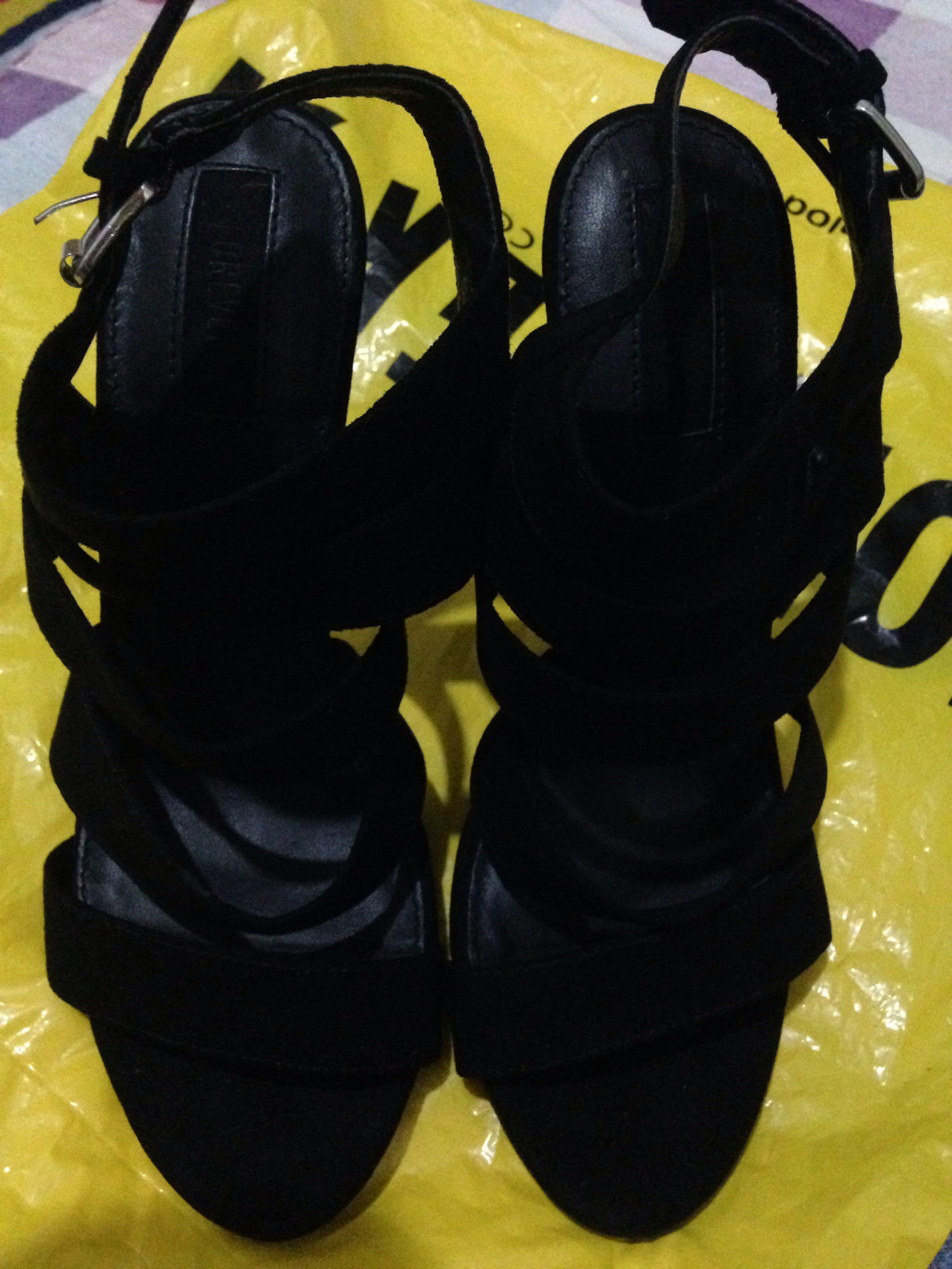 314d7eaadf9b Repriced! Forever 21 High Heel Sandals