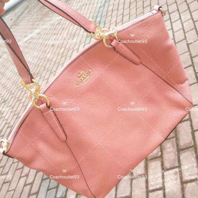 bae64c1bb2 ... buy sales coach small kelsey was 260 last piece womens fashion bags  wallets handbags on carousell