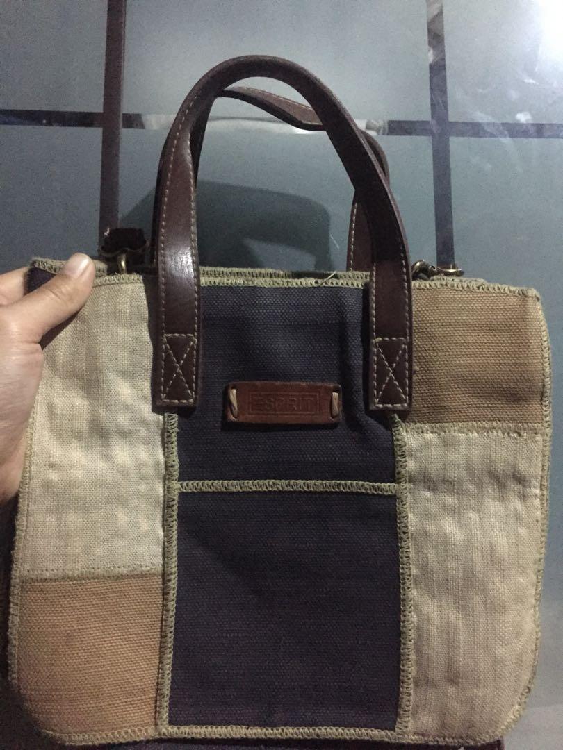 Sling bag original esprit 654d631b10