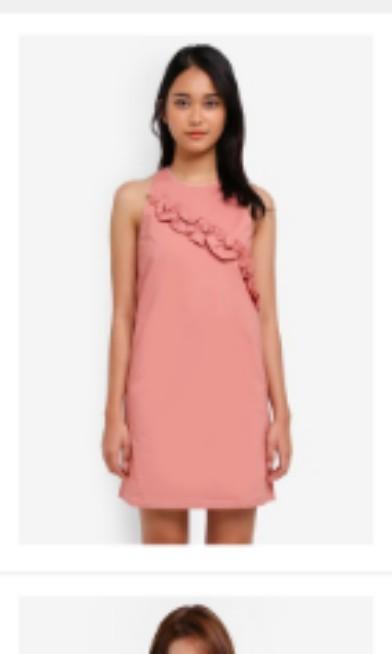 a937428bba9c Something borrowed peach dress